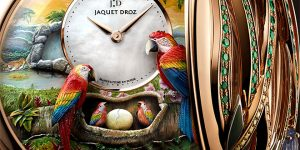 The Story of Unique – Celebrating 280 Years of Jaquet Droz Enlightenment