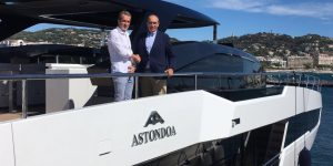 Astondoa Teams with Yachtside to Bring Spanish Yachts to Asia
