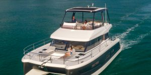Fountaine Pajot's New MY40 Powercat Shines in Singapore