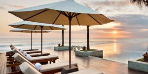 Seminyak Beach Resort—haven of the oasis