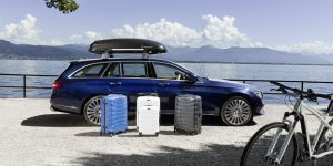 Mercedes Debuts Summer Travel Range
