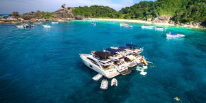 Charter Yachts from Boat Lagoon Yachting using cryptocurrencies with Aditus Pay