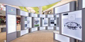 Rolex Daytona Exhibition Visits Singapore