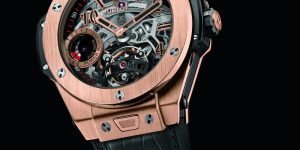 Power Packed: Hublot Big Bang Tourbillon
