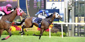 Cooptado Wins Longines Singapore Gold Cup