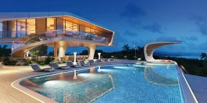 Invest in These: 4 Waterfront Villas