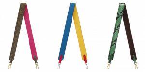 Bandouliere Series: Louis Vuitton Shoulder Straps
