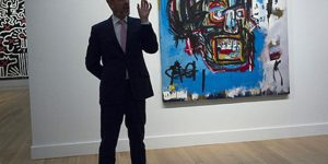 Basquiat painting sold by Sotheby's New York to Japanese billionaire for $110.5 million
