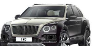 The new Bentley Bentayga: Mulliner joins the luxurious range of SUVs