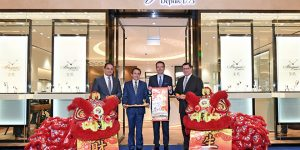 Breguet delivers a Shot of Class to Marina Bay Sands
