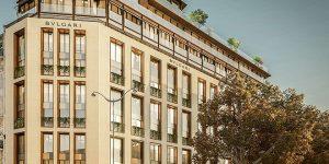 Bvlgari will Open a New Hotel in Paris in 2020