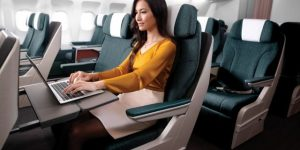 Cathay Pacific unveils new business class upgrades