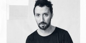 Anthony Vaccarello Replaces Hedi Slimane