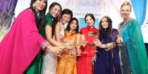 "Crib Ball 2017 at Shangri-La Singapore: The ""Empress' Journey"" down the Silk Road"