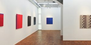 Exhibitions in Singapore: Artist Gianfranco Zappettini at Richard Koh Fine Art gallery
