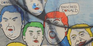Contemporary artist from Melbourne, Australia: Art Republik interviews artist Eddie Botha