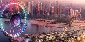 Dubai to build world's largest Ferris wheel