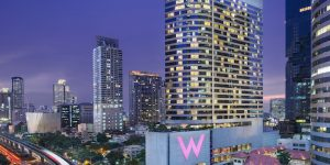 Bangkok trip: Review of W Hotel Bangkok, a stylish accommodation in the business district for party-loving people