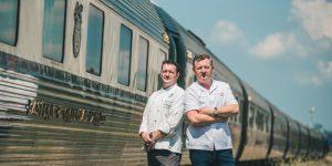 Luke Mangan Boards Eastern & Oriental Express
