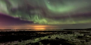 Magnetic North: Iceland and Svalbard