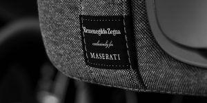 Ermenegildo Zegna Maserati Capsule Collection for Fall Winter 2018