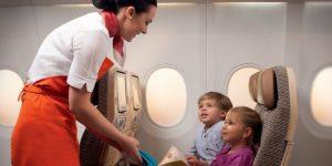 Etihad flights to have Flying Nannies