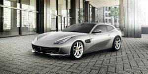 Ferrari GTC4Lusso T: Family Supercar
