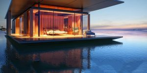 Floating homes: 5 unique accommodation concepts on the water