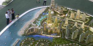 Forest City: Billion Dollar Eco-Living Project