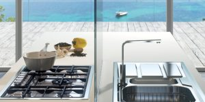 Luxury Italian kitchen appliances from Foster, in Singapore with Ideal Kitchen