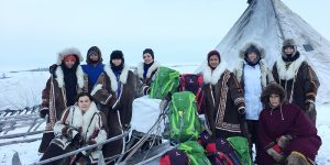 Frozen: Charity Siberian Journey