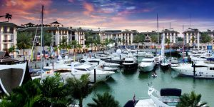 Luxury lifestyle event in Thailand: Interview with Gulu Lalvani of the Royal Phuket Marina