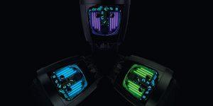 Ultra Violet: MB&F HMX Black Badger