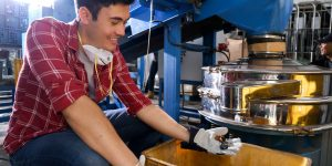 Henry Golding Recycles With Nespresso