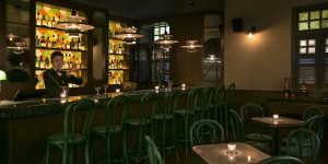 Raising the Bar: Gibson, Singapore