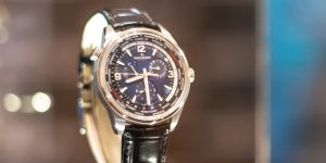 50 Years of Jaeger-LeCoultre Polaris Memovox Presented in Singapore