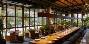 Sunset dinner in Seminyak, Bali: Restaurant review of Kaum at Potato Head Beach Club