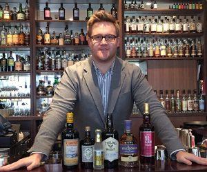 Interview: Mathieu Musiner, La Maison du Whisky