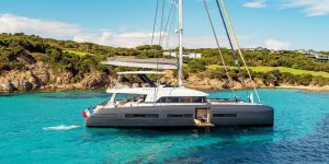 Lagoon Seventy 7 Catamaran by Beneteau Group will premiere in Hong Kong in May