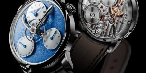 The Last of the MB&F Legacy Machine Split Escapement