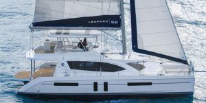 Luxury catamarans: Leopard 58 boasts extra space and comfort