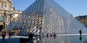 Parisian Louvre pyramid designer I.M. Pei turns 100