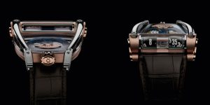 MB&F Horological Machine 8 Can-Am: Racing Time