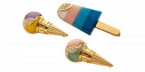 Focus: Bulgari Roman Sorbets Jewelry