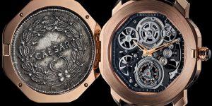 New Luxury Watch Launch: Bulgari Octo Finissimo Tourbillon Monete and Monete Pendant Watch