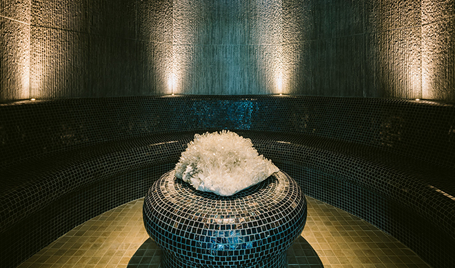 Aqua Platinum luxury home spa heat treatment facility