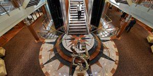 US Cruise Liner Sets Sail for China