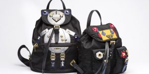 Prada Gets Technical: Robot Bags Capsule Collection