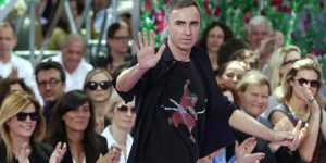 Will Raf Simons Head for Calvin Klein?