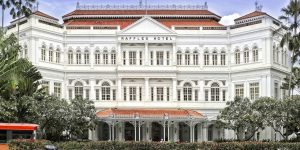 Raffles Hotel Honored by Jaeger-LeCoultre